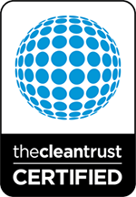 Barry's Professional Upholstery Cleaning is Clean Trust Certified