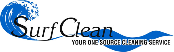 SurfClean Professional Upholstery Cleaning Logo