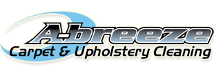 A-breeze Carpet & Upholstery Cleaning Logo