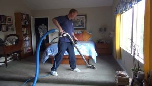 Carpet Cleaning Scene For Your Carpet Cleaning Marketing Video